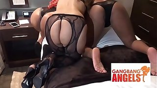 Milf Swing Party Orgy Preview Hosted By Lochnessmama x Badkittycommittee