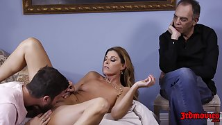 India Summers, Dana Dearmond And Kenzie Taylor In Hot Become man Stories