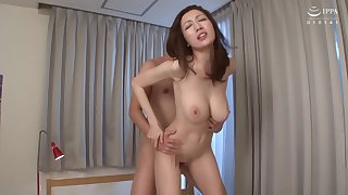 Asian Breasty Milf Staggering Hot Porn Video