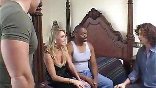 Blonde MILF Swinger Ballpark Anal Tryout