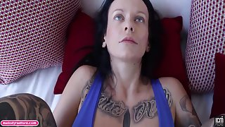 Big Tit Step Mom Used And Fucked As Real Life Sex Woman By Teen Step Daughter As a result He Did Not Need Near Buy One Overhead Line Pov - Melody Radford