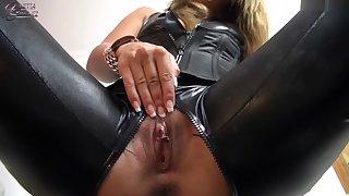 Hottest homemade European, MILF sex video