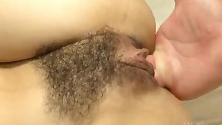 Rare Nagisa Aiba hardcore sex on cam