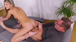 Skinny young doll ass fucked in complete XXX