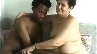 Granny takes bbc for a ride