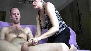 romanian granny lesson