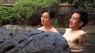 Japanese Mom Hot Spring Bath - LinkFull: http://q.gs/EQT7V