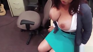 Take charge mature amateur pawns pussy be proper of cash