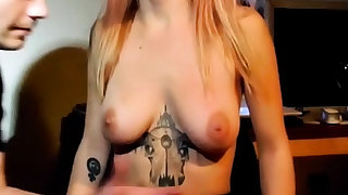 Busty MILF has big boobs