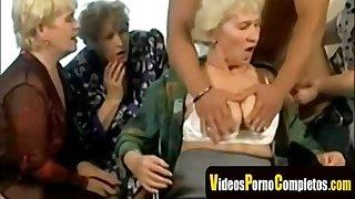 Yong Guy Fucks Granny As Present For Birthday