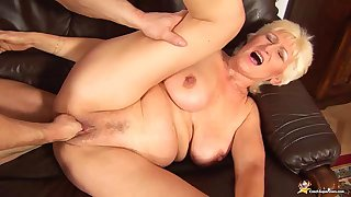 68 time old mom rough fist fucked
