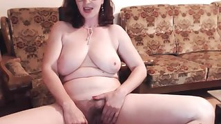 Russian mature Skype strip pretend