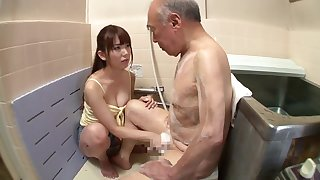 Hard sex With Well done Daughter In Law