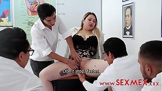 LOREE SEXLOVE DEPRAVED TEACHERS PT2 sexmex.xxx