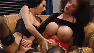 Mozenrath Presents : Tiziana Red Sexy German Girl Lesbian 1