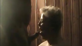 This granny decidedly need facial increased by cum in mouth