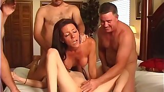 Daughter Has an Orgy and Mom Wants IN! Part 2