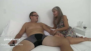 Mom Catches Son Masturbating -Leilani Lei